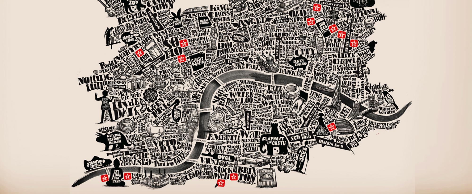 Movaway offre un grand choix de logements en colocation a Londres