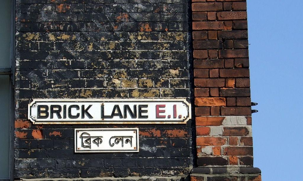 Brick Lane Market, la plus grande brocante de Londres