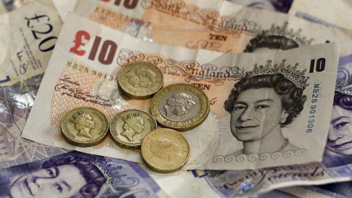 La monnaie anglais est la livre sterling