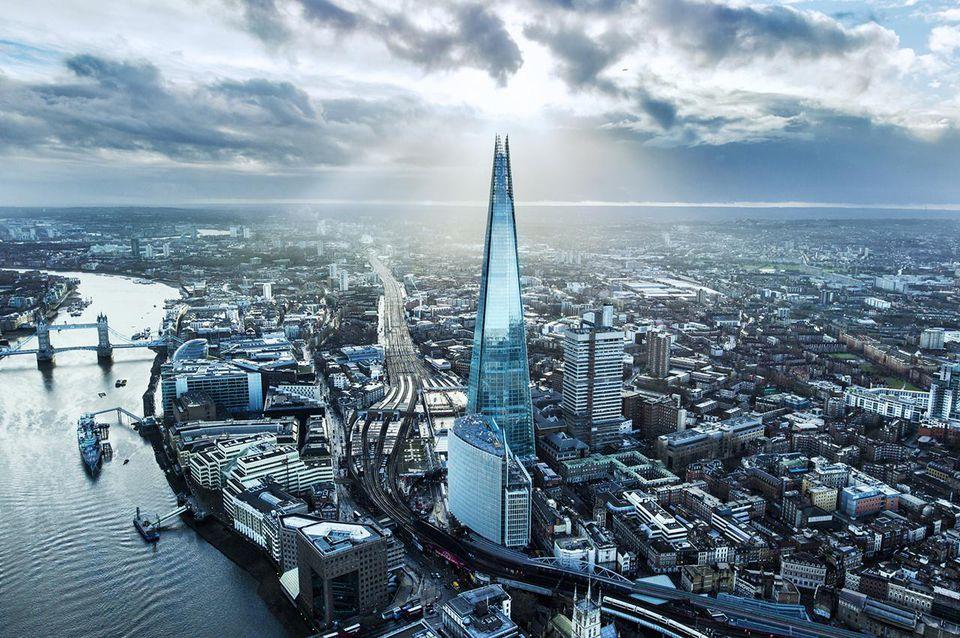 The Shard, la tour du futur à Londres