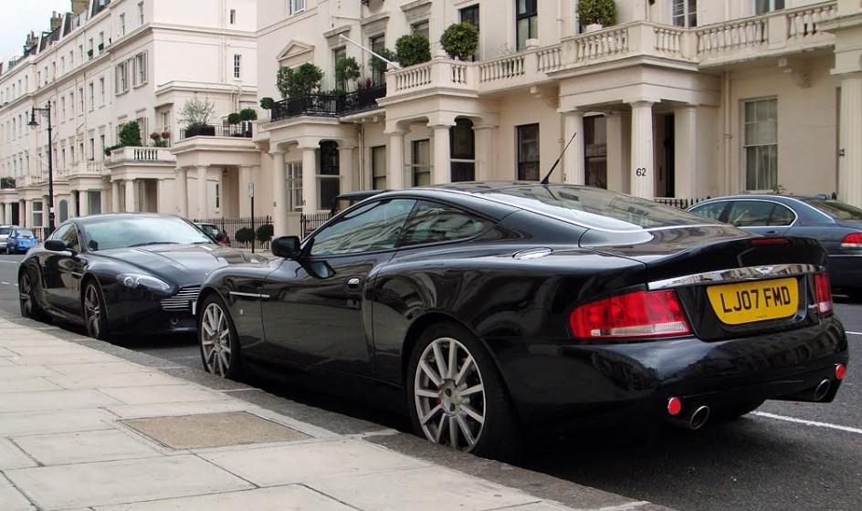 Les belles voitures anglaises