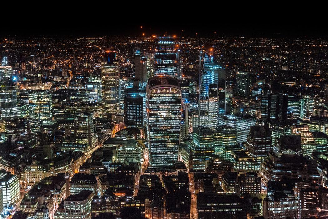 """""""En perpétuelle mouvement, Londres a été un moteur pour moi."""""""