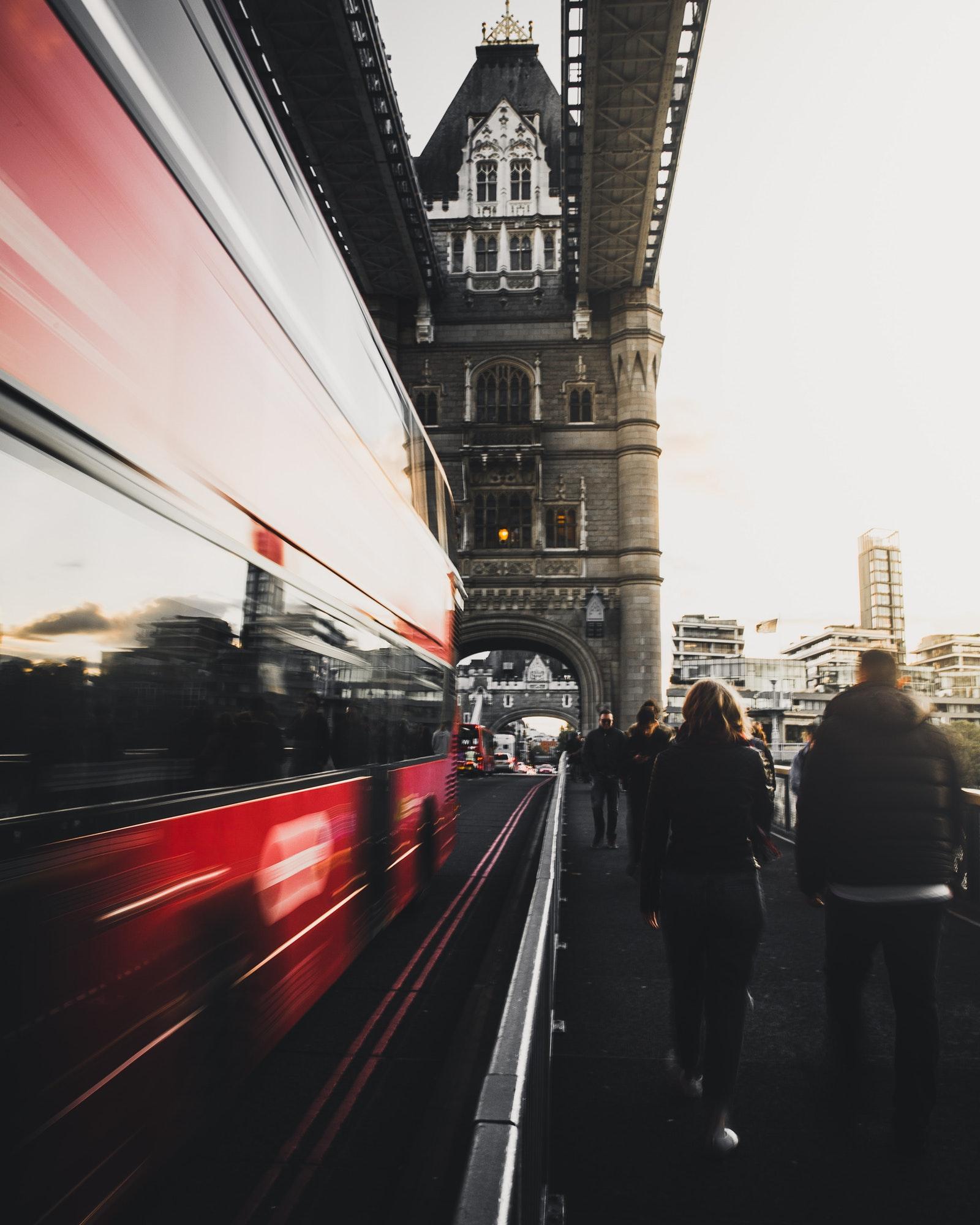 Londres est une ville qui bouge et qui offrent beaucoup d'opportunités à ses nouveaux arrivants