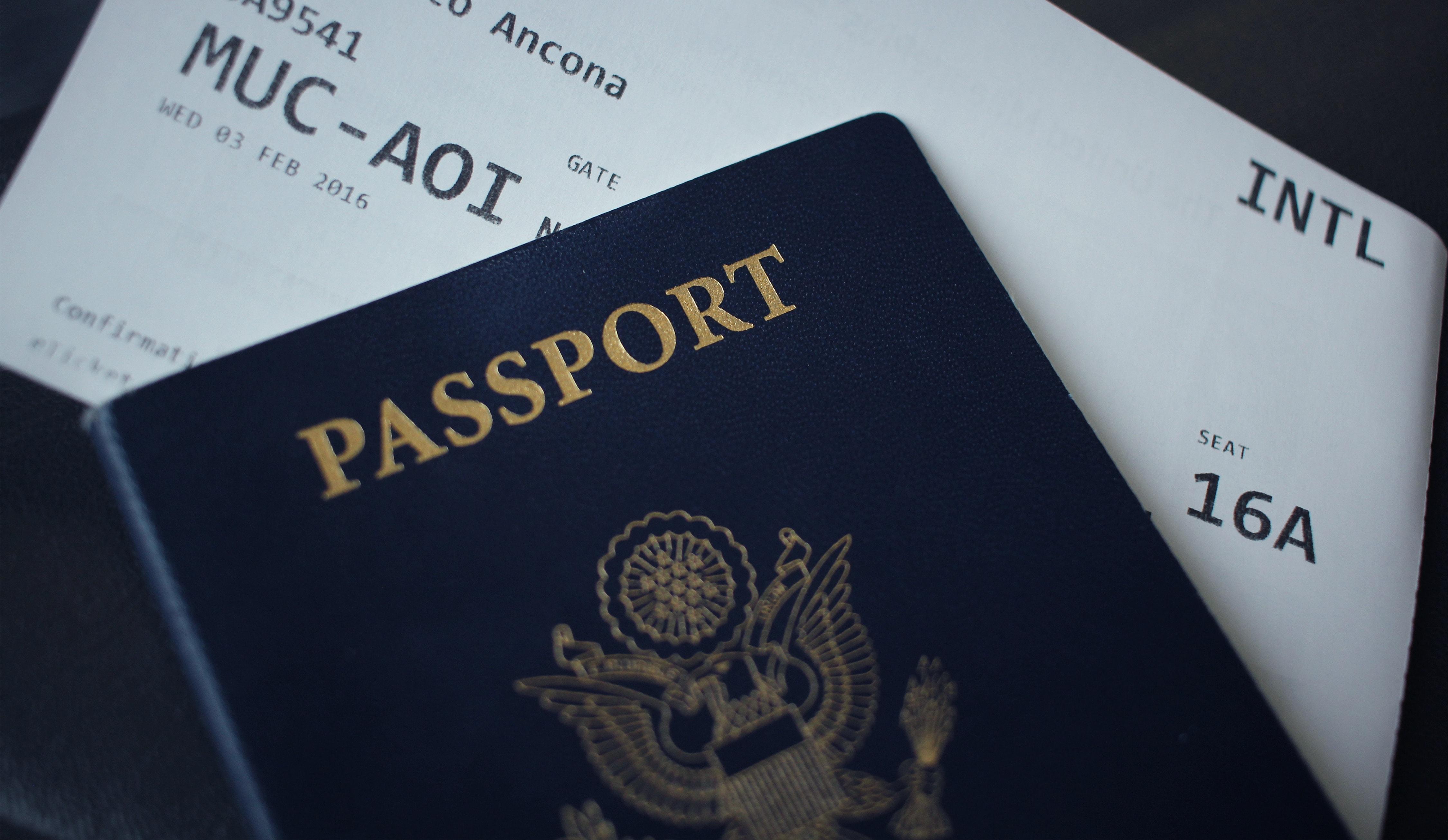 Avant de partir en stage assure toi bien que ton passeport st encore valide dans les 6 mois qui suivent ton départ