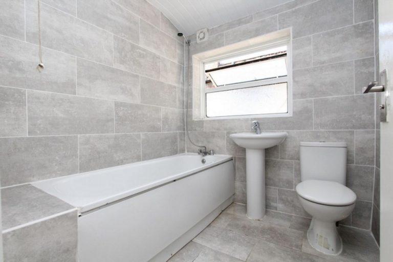 Salle de bain à Forest Gate