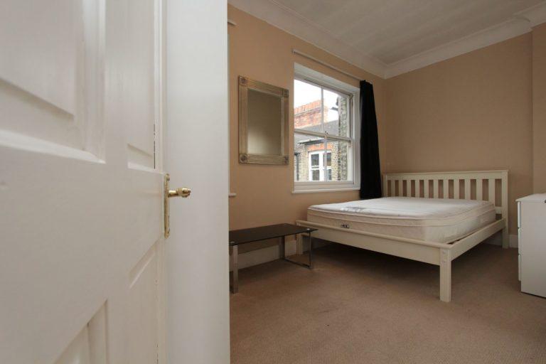 Chambre en colocation, quartier de Fulham