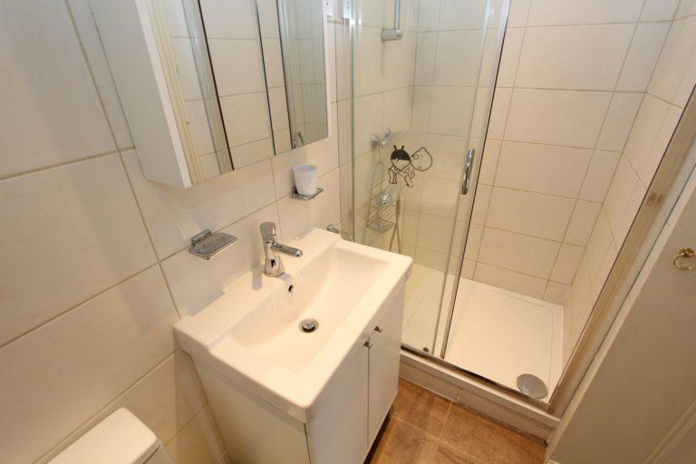 Salle de bain en colocation à Fulham