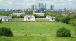 Greenwich Park à Londres