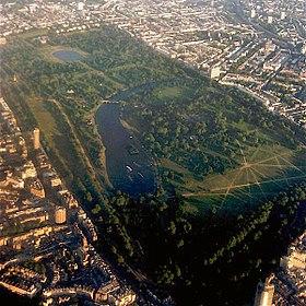 Hyde park, Parc le plus célèbre de Londres