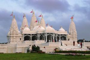 Le BAPS Shri Swaminarayan Mandir London