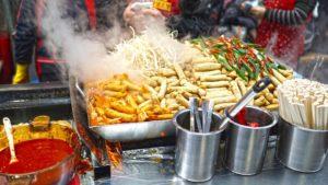 Le monde du Street Food à Londres