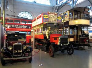 Le musée du transport