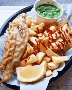 Suttons & Sons : Hackney fish and chips