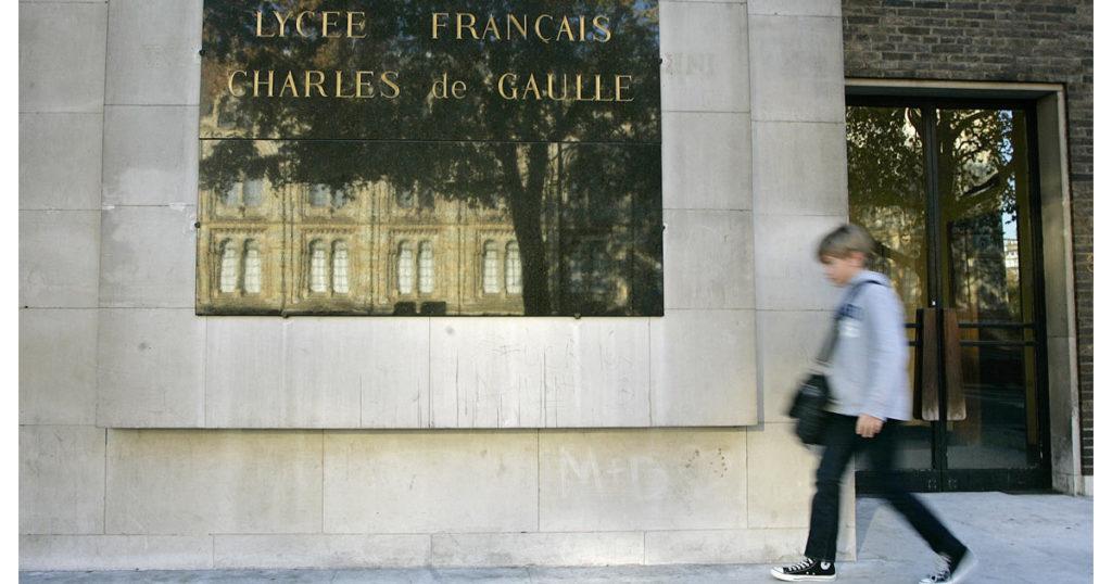 lycée français charles de Gaulle londres