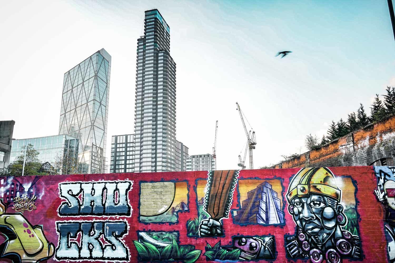 Vivre à Londres : Shoreditch