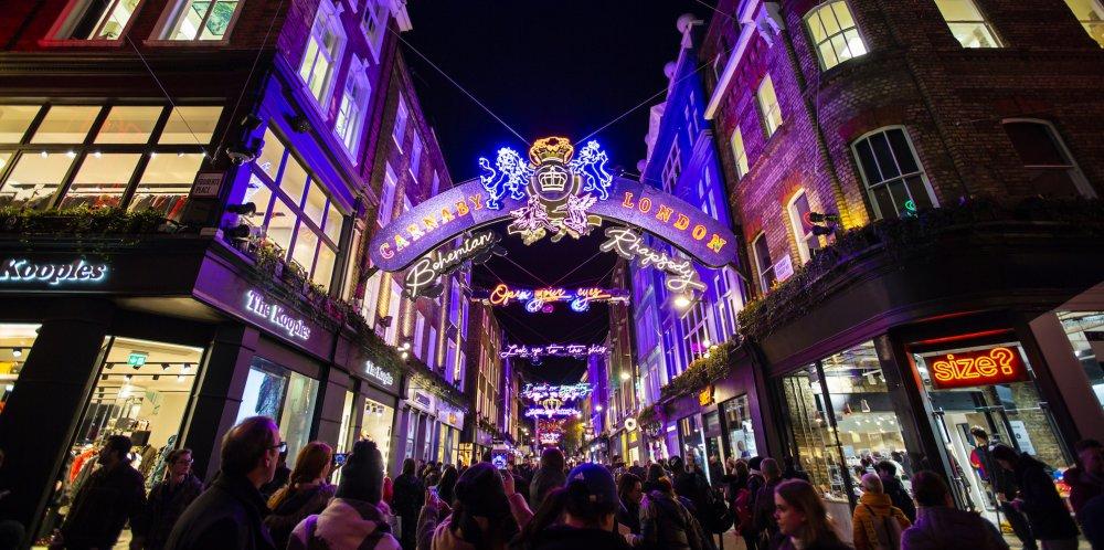 Londres, ville de la fête et des rencontres