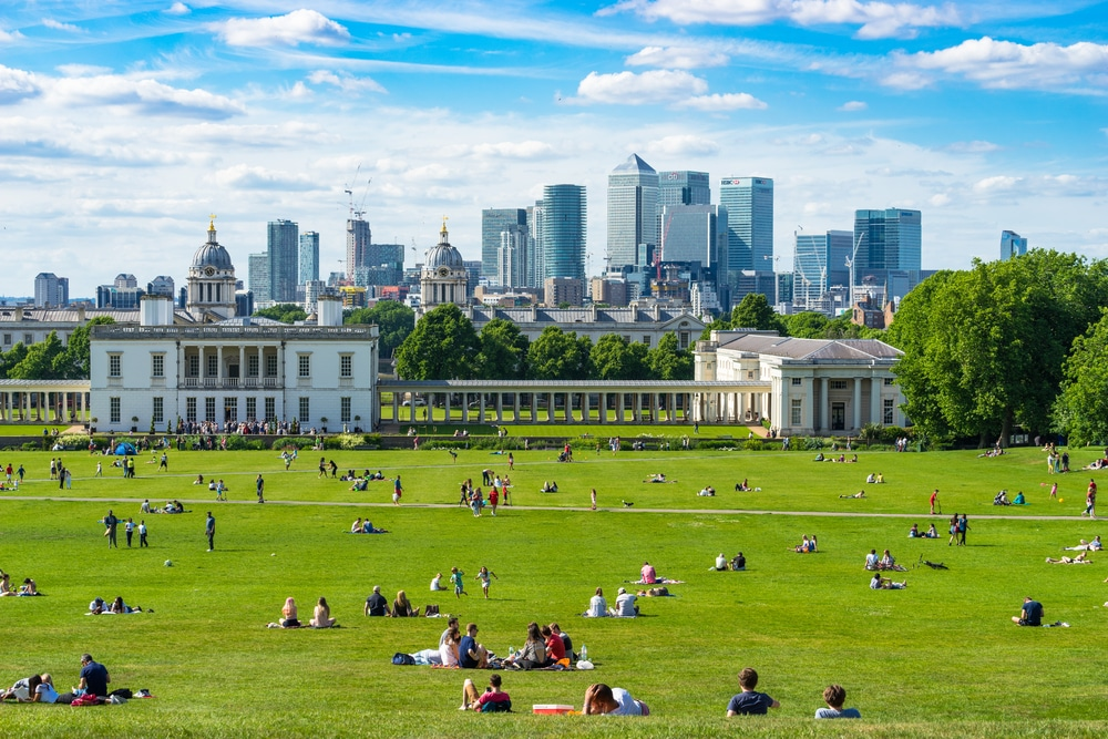 Colocation Londres zone 1 : Greenwich
