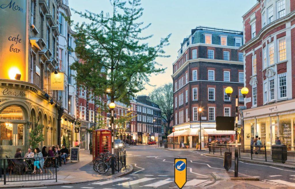 Colocation Londres zone 1 : Regent's Park et Marylebone
