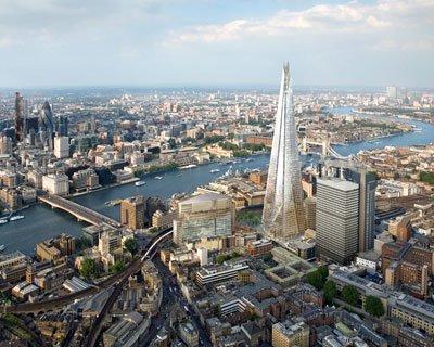 vivre à London bridge shard