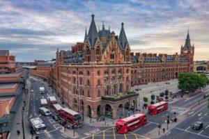 vivre à Londres - King's cross