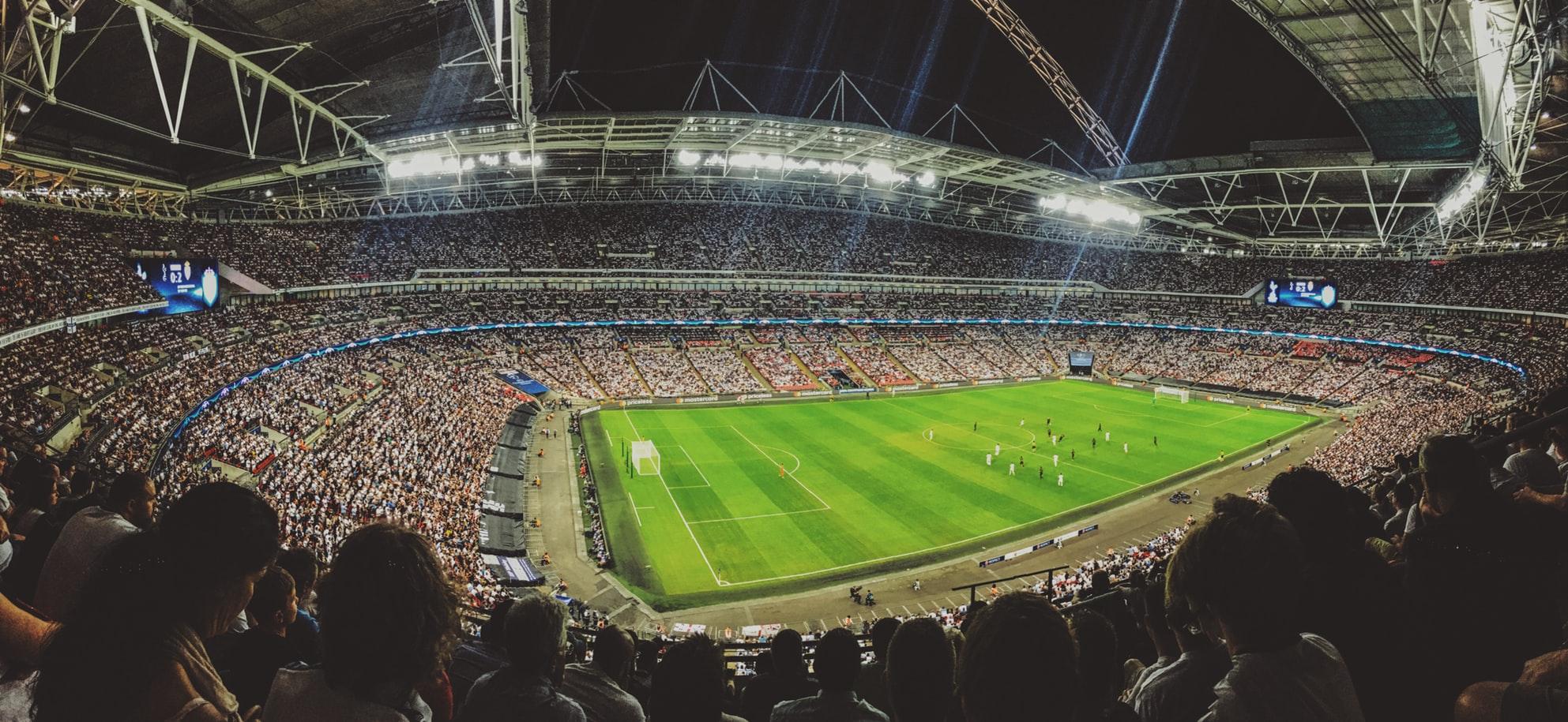 Stade de Wembley, lieu emblématique du sport à Londres