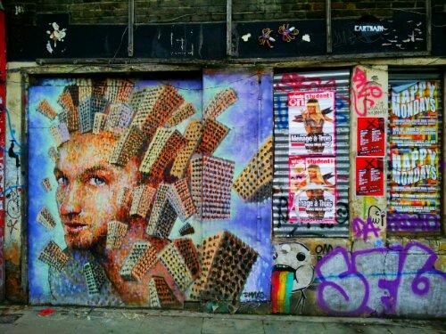 street art de Jimmy C