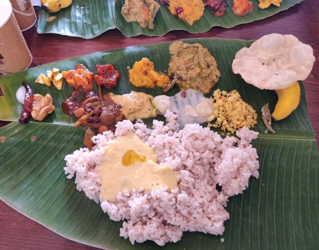 Indien - nourriture - spécialités