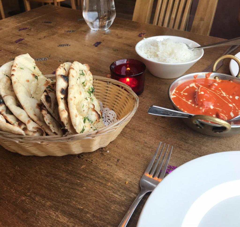 restaurants à Londres - indien - londres