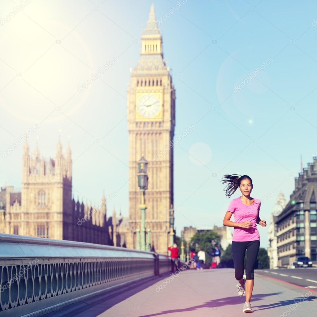 sport - footing - Big Ben