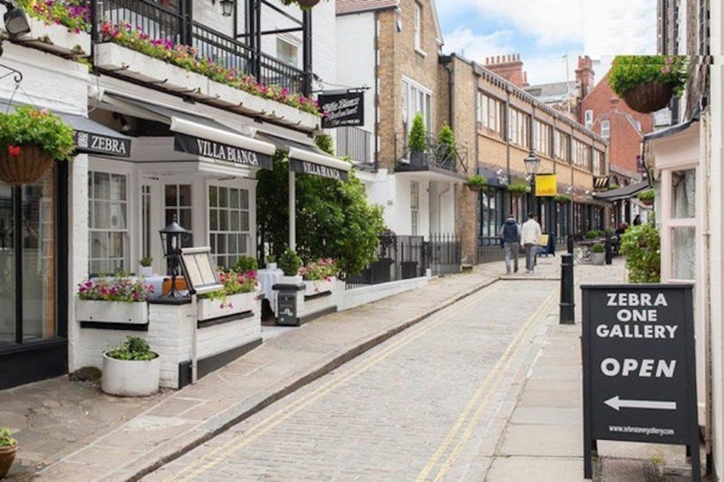 Londres - agréable - beau