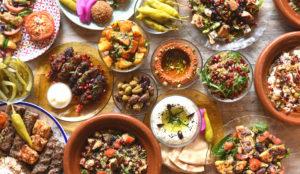 restaurants libanais - londres - incroyable