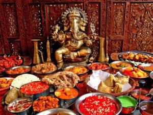 plats indien - restaurants indiens à Londres