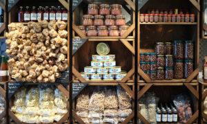 londres - épiceries - françaises