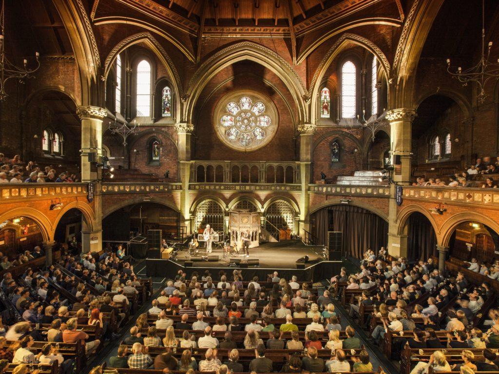 union - chapel - événements
