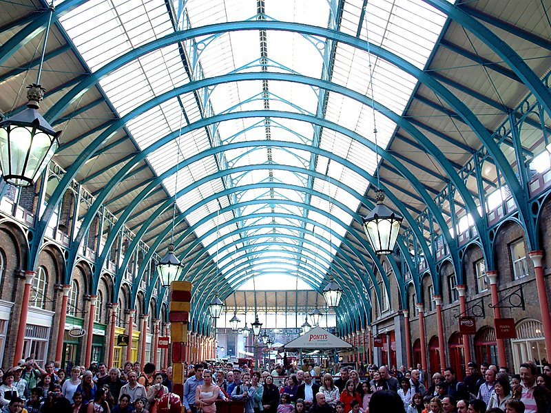 Image du marché de Convent Garden