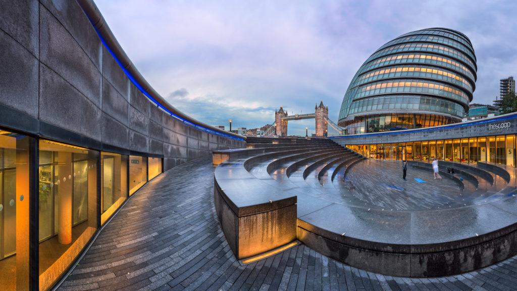 Vivre à Southwark : Hôtel de Ville de Londres