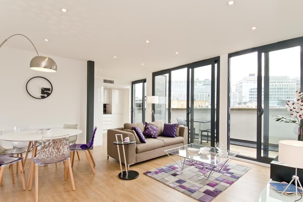 Appartement à Londres : Image représentant un appartement à Shoreditch