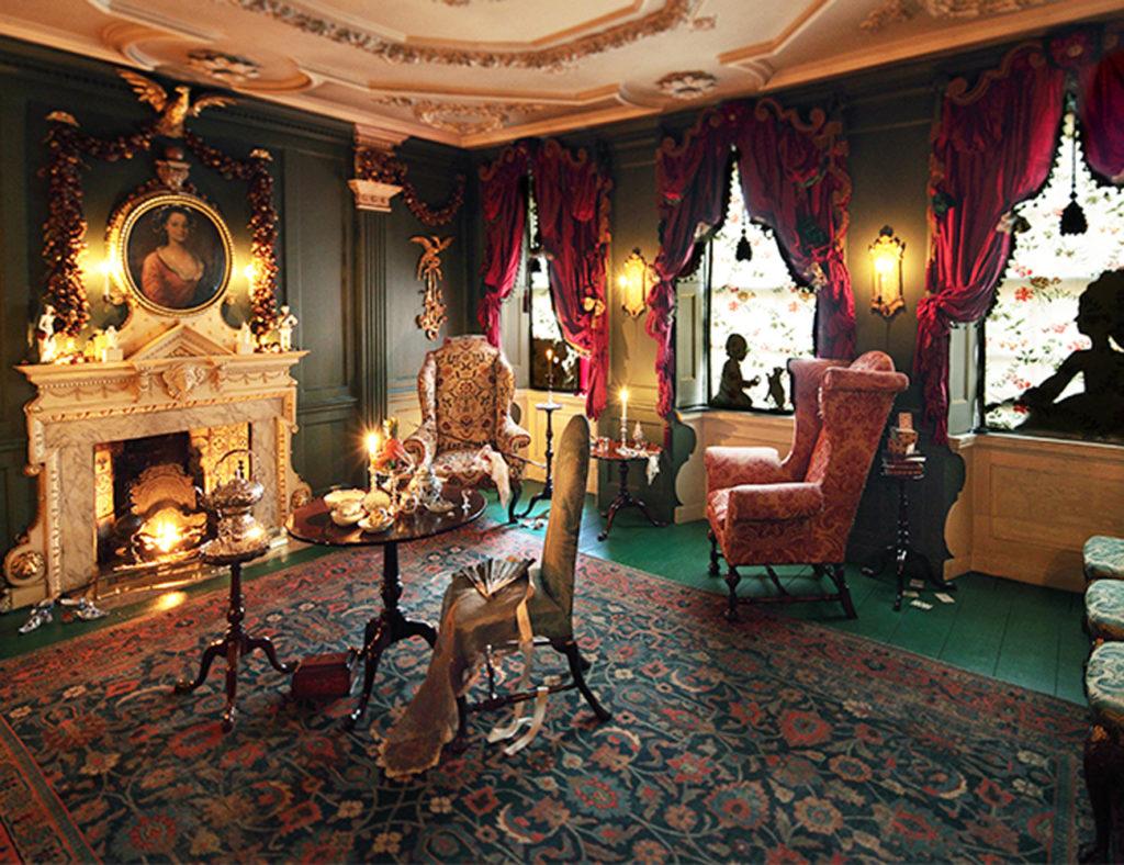Les meilleurs endroits secrets à Londres : Image représentant la Dennis Severs' House