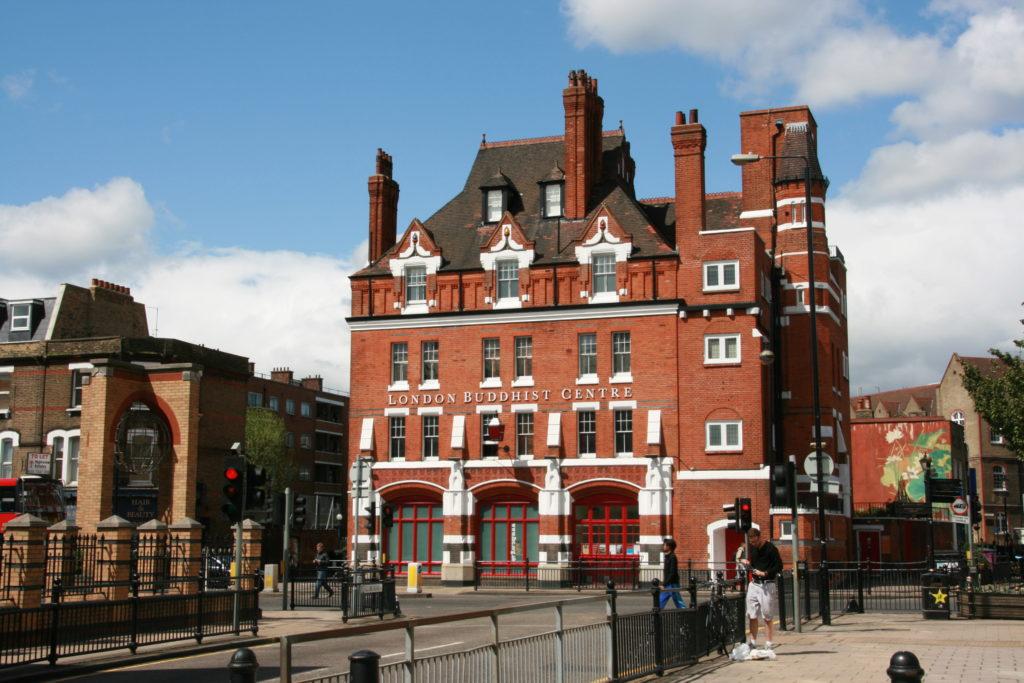 Image du London Buddhist Centre à Londres