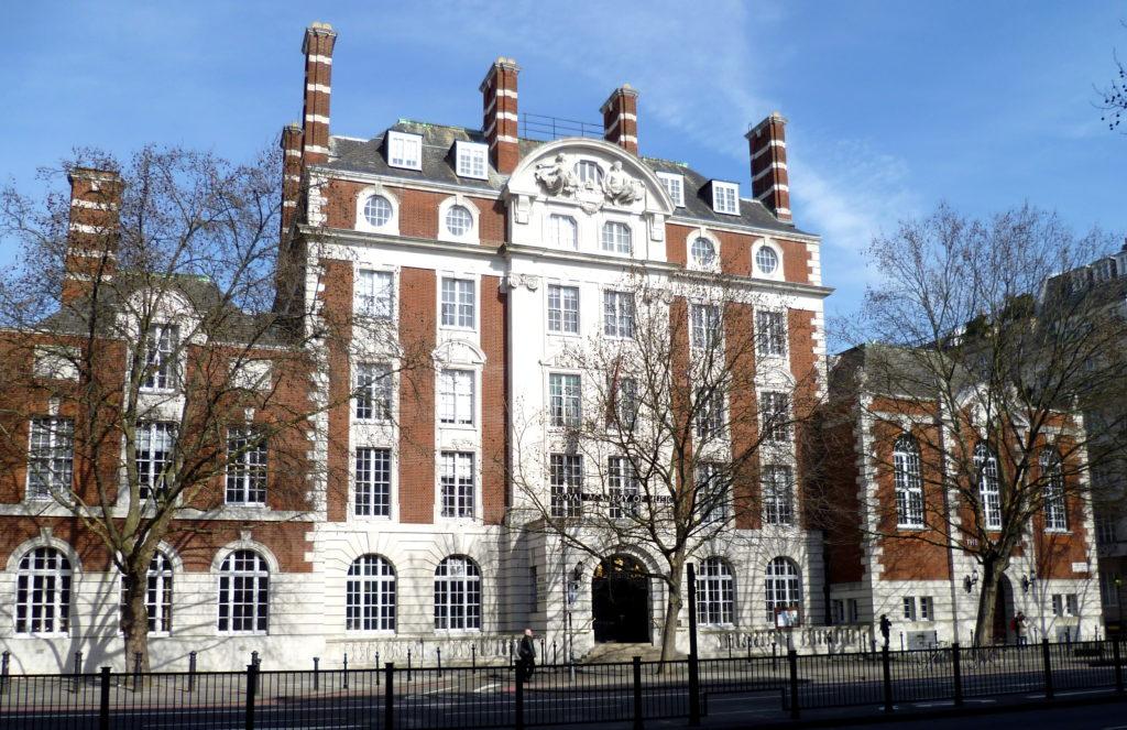 Activités gratuites à Londres : Image représentant le royal college of music