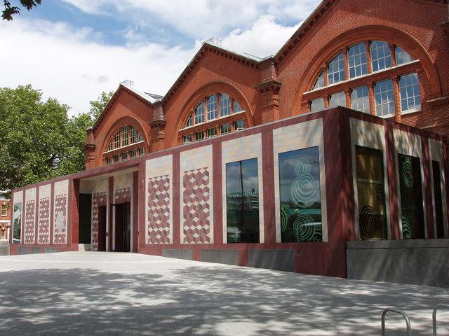 Vivre à Bethnal Green : Image représentant le V&A muséum of childhood