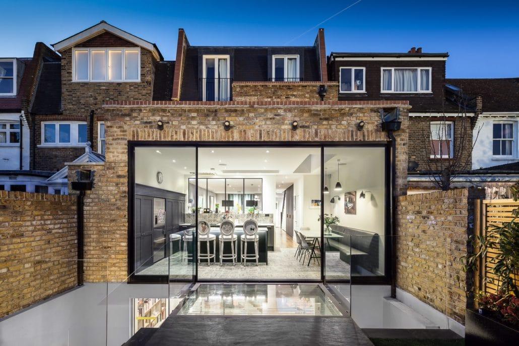 Image d'un appartement à Londres