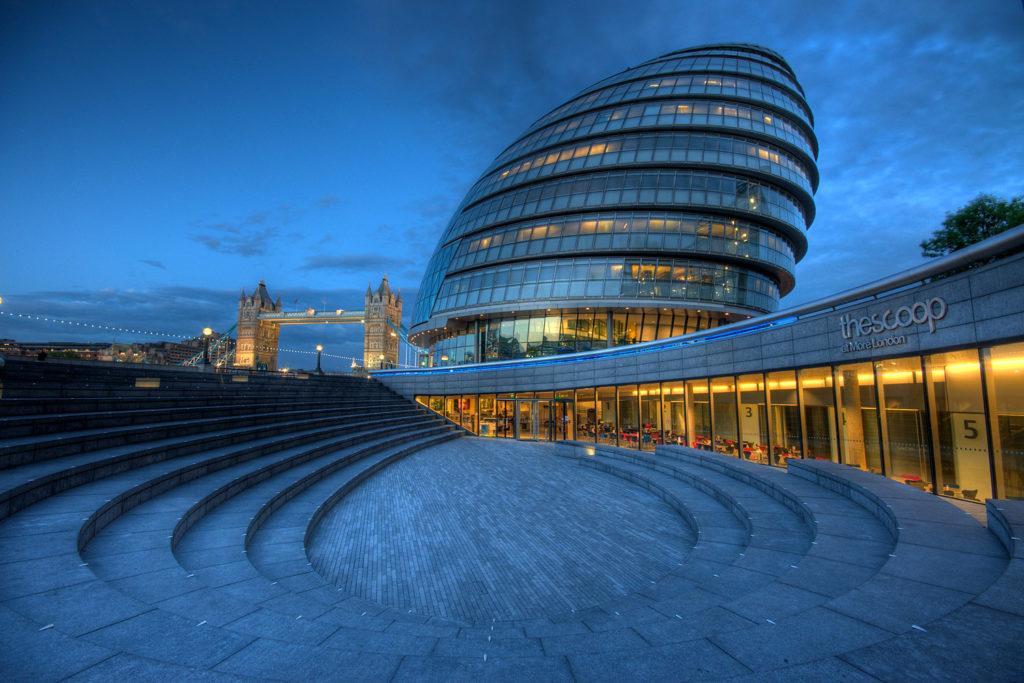 Activités gratuites à Londres : Image représentant le Scoop