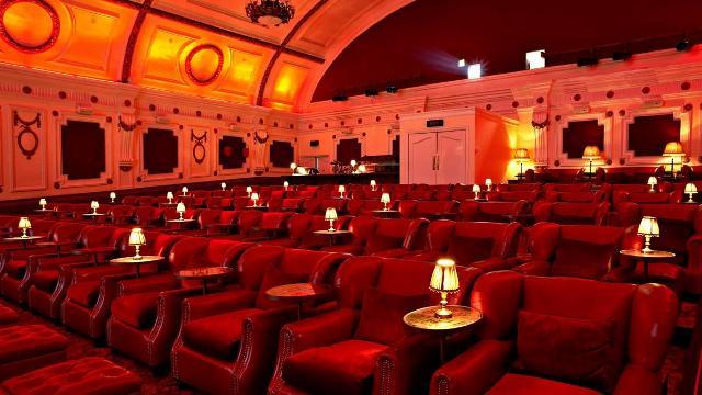 Vivre à Notting Hill : Image du Electric  Cinema