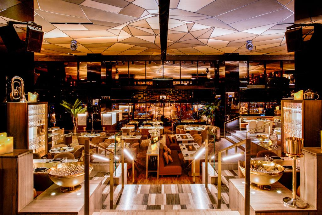 Image d'un restaurant étoilé à londres