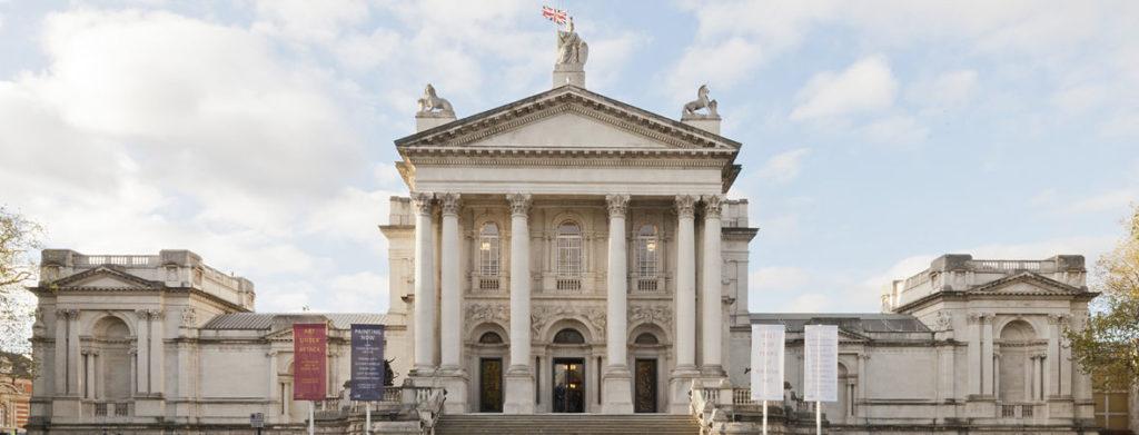 Vivre à Pimlico :Image du Tate Britain