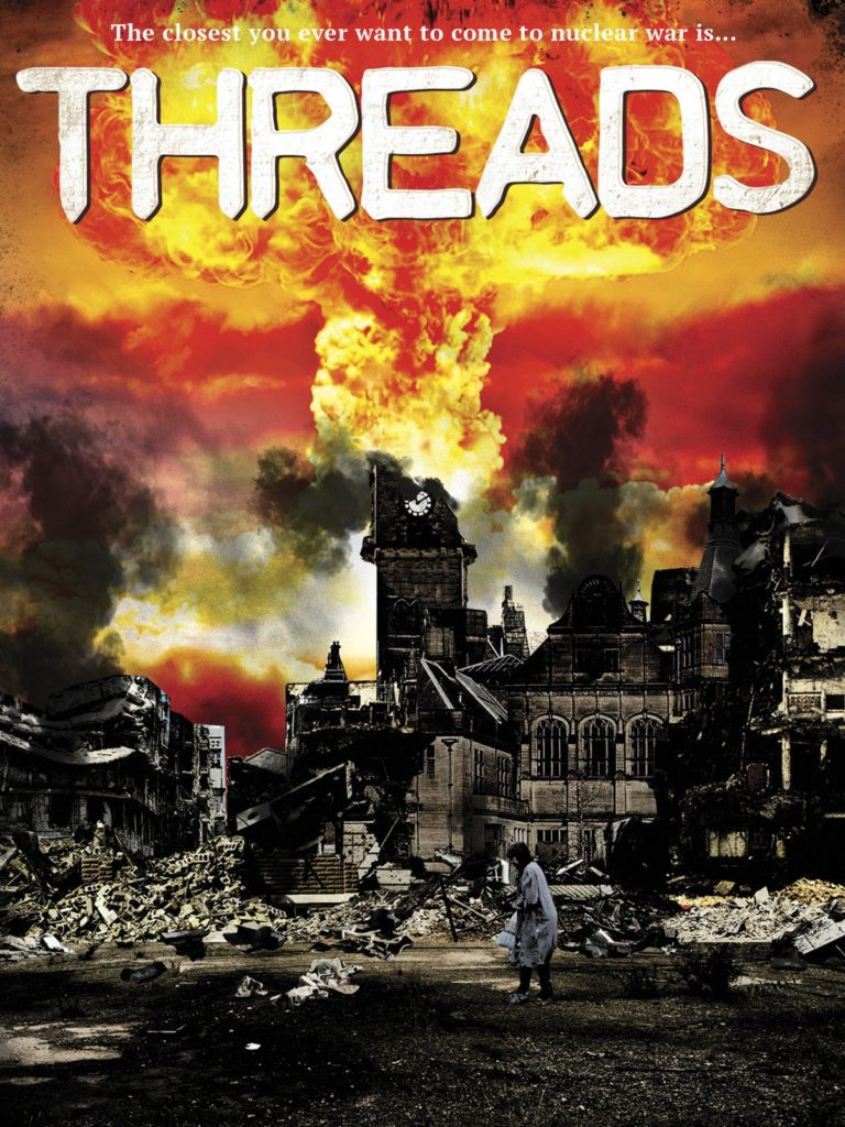Affiche du film Threads.