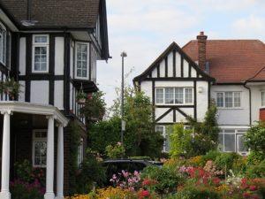Vivre à Wembley et ses maisons traditionnelles