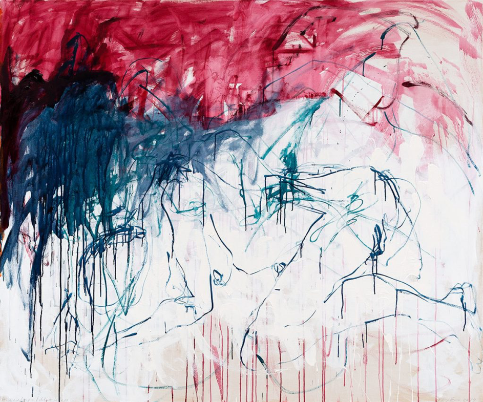 Image représentant une oeuvre lors d'expositions à Londres