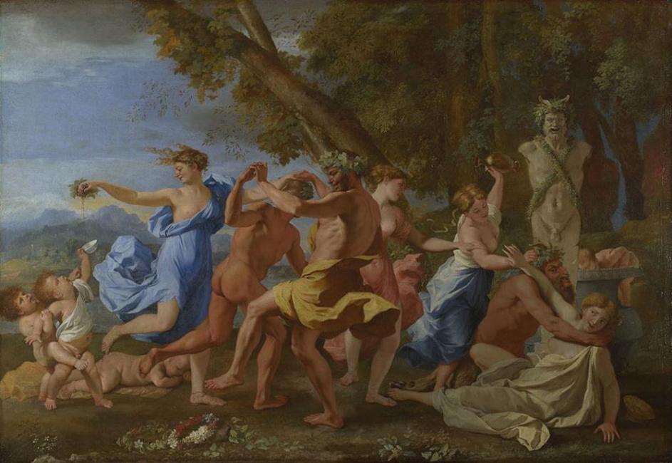 Image représentant le péché par un artiste lors d'une exposition